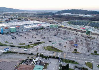 Centro commerciale affi